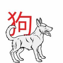 El signo del perro en el horóscopo chino
