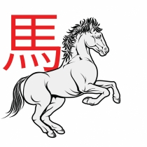 El signo del caballo en el horóscopo chino