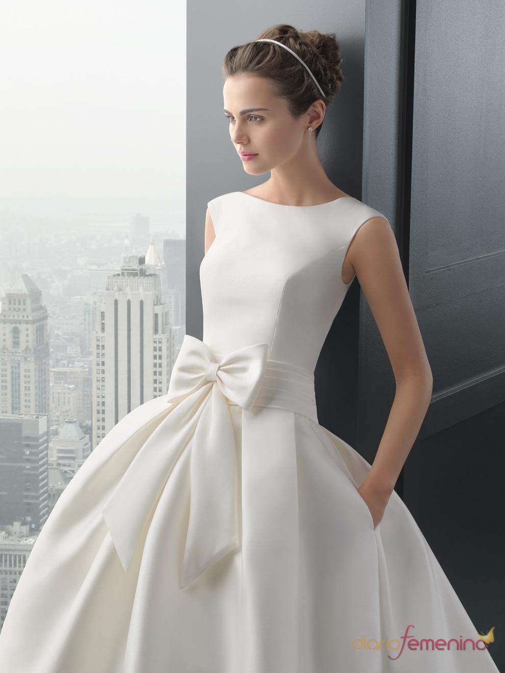 El estilo princesa un cl sico en la colecci n rosa clar 2015 for El estilo clasico