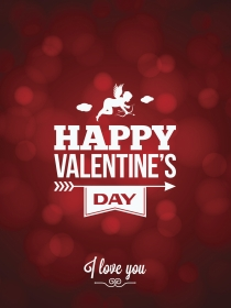 Las tarjetas para San Valentín, un clásico para el 14 de febrero