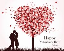 San Valentín: los corazones son los protagonistas de las tarjetas