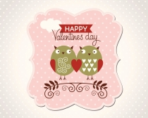 Las parejas son las protagonistas de las tarjetas de San Valentín