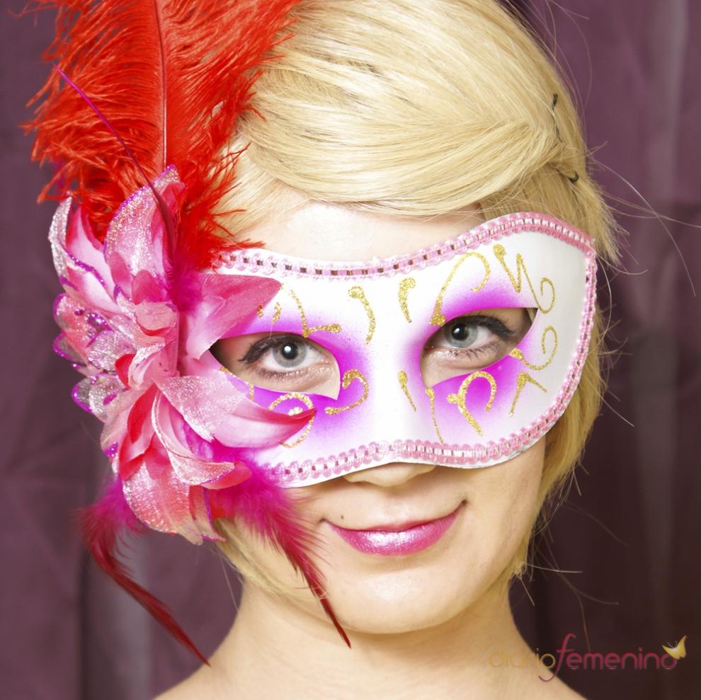 Las máscaras de Carnaval pueden sacar toda tu dulzura con el disfraz