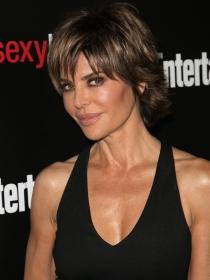 Lisa Rinna, el escotazo más pronunciado de los SAG Awards 2015
