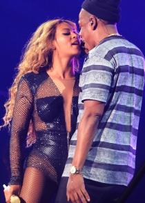 Beyoncé y Jay-Z, amor y música a partes iguales