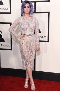 Katy Perry escoge a Zuhair Murad para los Grammys 2015