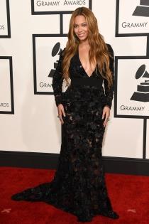 Beyoncé, espectacular de Proenza Schouler en los Grammys 2015