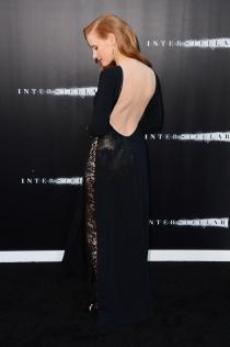Jessica Chastain, la belleza pelirroja