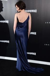 Anne Hathaway, sencilla pero estupenda