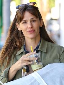 Jennifer Garner, una famosa con batidos detox