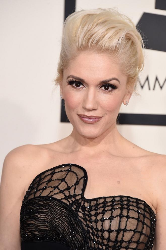 Gwen stefani efecto despeinada luce los peinados m s - Peinados de famosos ...