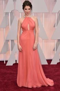 Oscars 2015: Anna Kendrick, sensual y radiante