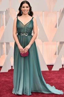 Oscars 2015: America Ferrera de Jenny Packham
