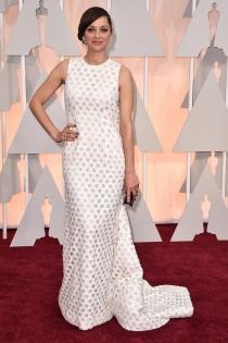 Oscars 215: Marion Cotillard apuesta por Dior