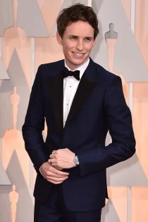 Oscars 2015: Llega el favorito Eddie Redmayne