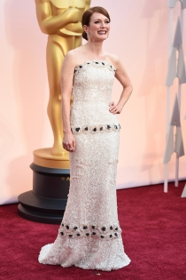 Oscars 2015: Julianne Moore siempre perfecta