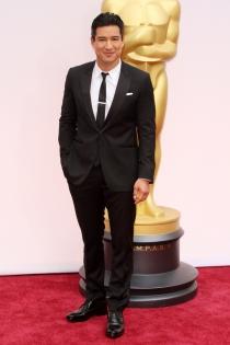 Oscars 2015: Mario Lopez no se pierde una