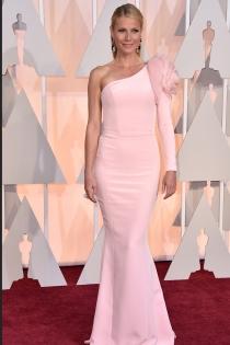 Oscars 2015: Gwyneth Paltrow sofisticada y radiante