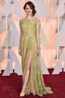 Oscars 2015: Emma Stone una apuesta ganadora