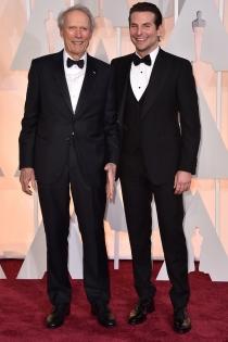 Oscars 2015: Bradley Cooper y Clint Eastwood, una pareja de éxito