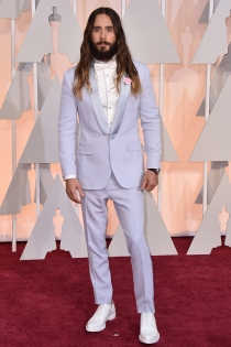 Oscars 2015: Jared Leto acapara todas las miradas