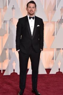 Oscars 2015: Channing Tatum, el más sexy