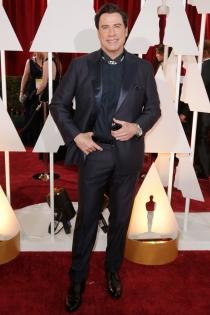 Oscars 2015: John Travolta, un clásico