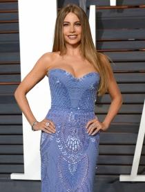 Oscars 2015: Sofía Vergara, imponente en la fiesta Vanity Fair