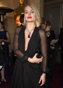 Margot Robbie, 'la loba' de los Oscars 2015