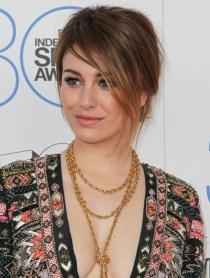 Blanca Suárez, una española en los Independent Spirit Awards 2015