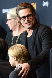 Brad Pitt, el más comprensivo