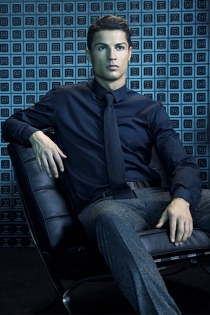 Cristiano Ronaldo, cuerpo y amor