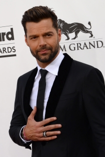 Ricky Martin, padre de gemelos