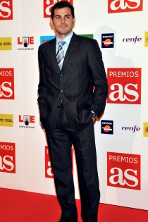 Iker Casillas, enamorado de Martín