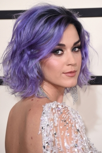 Los llamativos cortes de Katy Perry