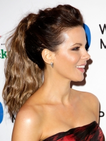 Kate Beckinsale, coleta y ondas
