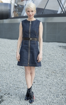 Michelle Williams, embajadora de Louis Vuitton