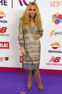 La noche de Cadena 100: Marta Sánchez: brillos bohemios