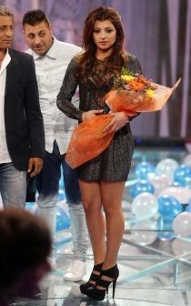 Santy Vilches, segunda finalista de GH
