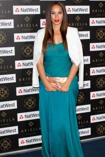 Leona Lewis escoge el agua marina