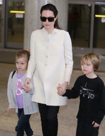 Día de la Madre 2015: un día muy especial para Angelina Jolie