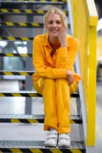 Maggie Civantos, protagonista de Vis a vis