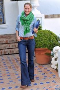 Women' Secret: Fiona Ferrer, sencilla pero elegante
