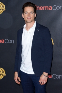 CinemaCon 2015: Matt Bomer, sexy y elegante