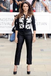 Penélope Cruz, glamour y estilo