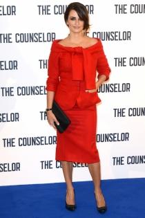 Penélope Cruz, elegante y sofisticada