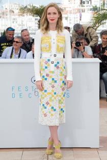Cannes 2015: Emily Blunt, sabor a verano