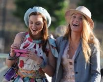 Blair Waldorf y Serena van der Woodsen, dos 'amienemigas' en Gossip Girl