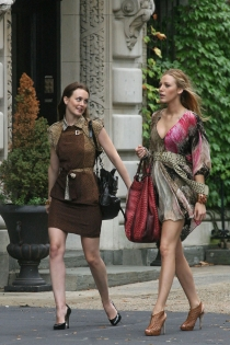 El embarazo de Leighton Meester emociona a los fans de Gossip Girl