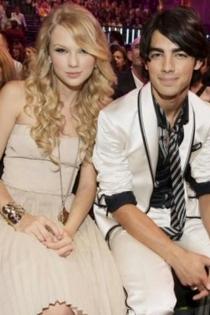 Taylor Swift y Joe Jonas